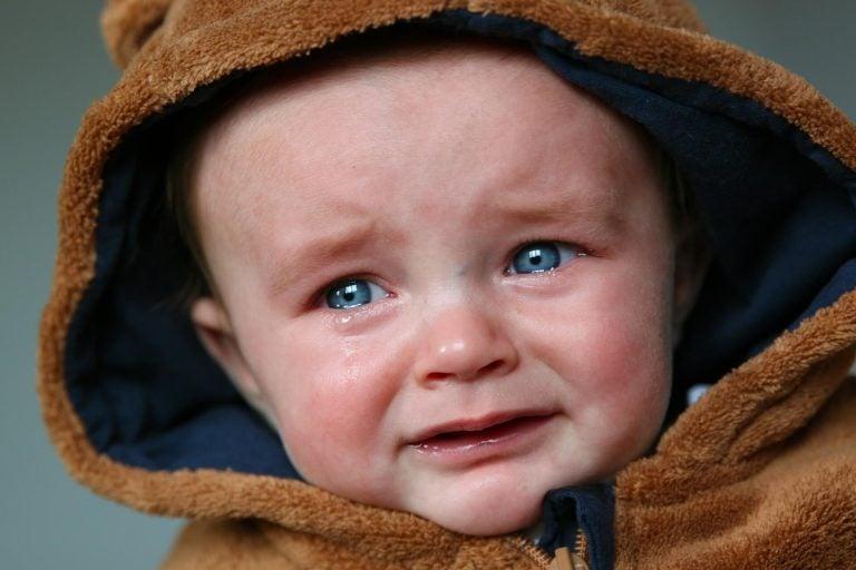 Barna trenger oss under raserianfall