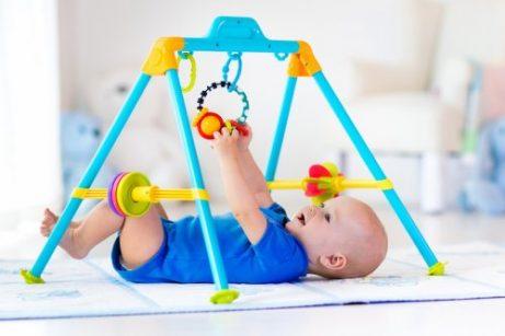 Fordelene med aktivitetstepper for babyer
