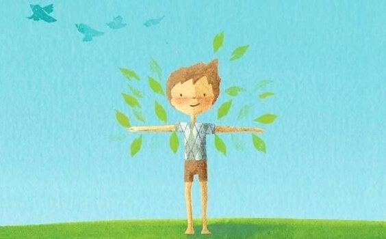 """5 fantastiske fordeler med å lære barna å """"trekke pusten dypt"""""""