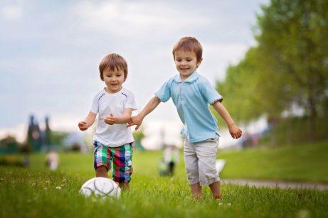 6 Aktiviteter for barn fra 2 til 5 år