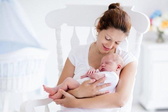 Oompa Loompa-metoden for å få babyen til å sovne