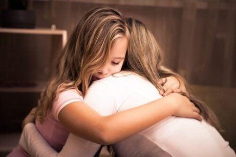 Separasjonsangst i barndommen og hva som skal gjøres
