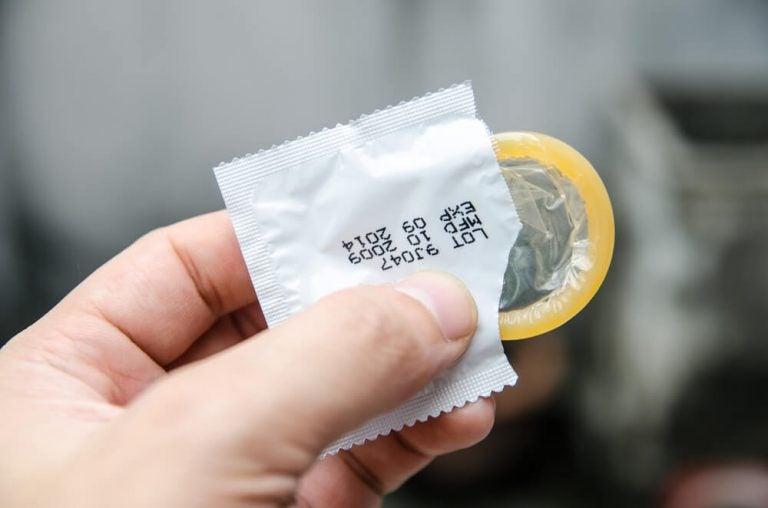 Det mannlige kondomet
