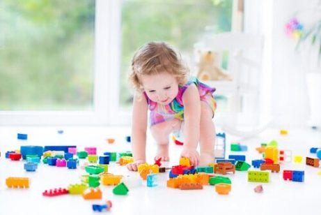 ferdighetsbyggende leker