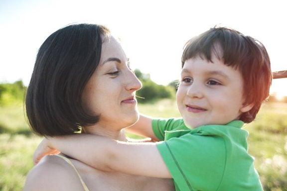 Separasjonsangst i barndommen og hva man gjøre med det