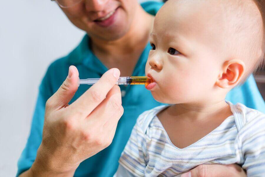 Hvordan man kan kurere after hos barn
