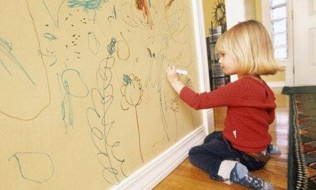 Barns tegninger og deres betydning