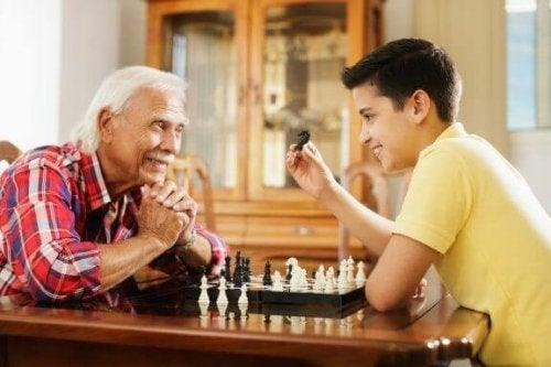 Å lære barn å respektere de eldre