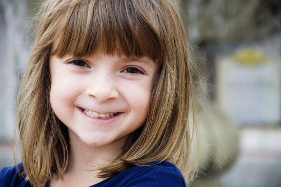 Et av barna med asturianske jentenavn.
