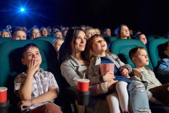 Fordeler med filmer for barn: Anbefalte filmer