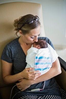 Rettighetene til premature babyer