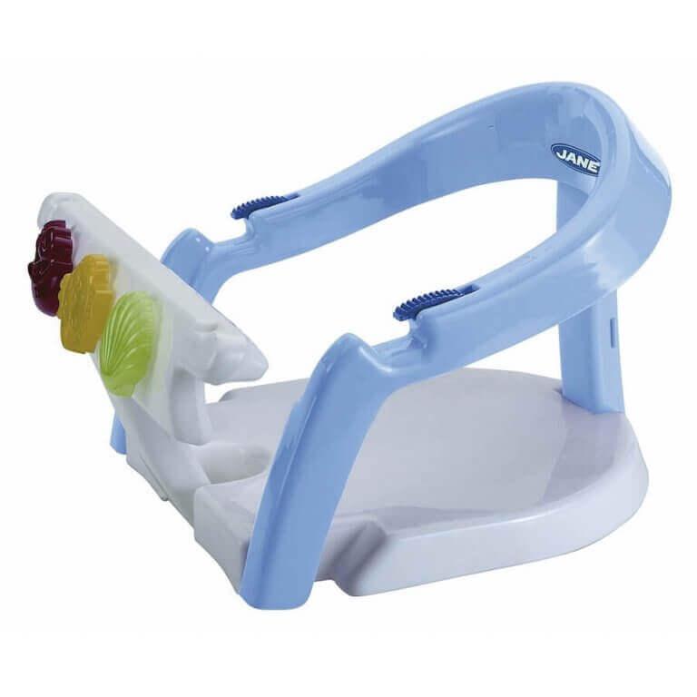 Utstyr til babyens badetid