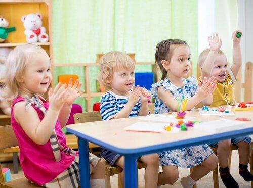 Slik forbereder du barnet ditt til barnehagestart