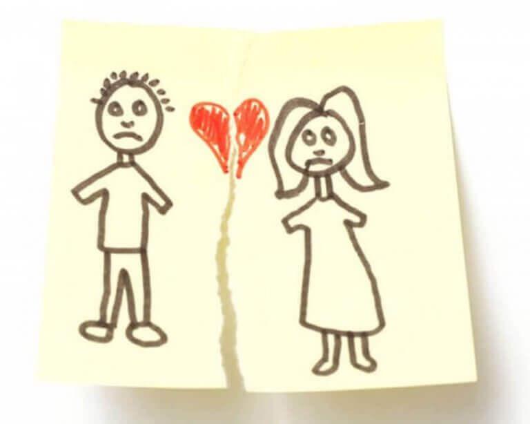 Tips for å unngå skilsmisse