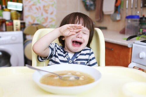 raserianfall hos barn