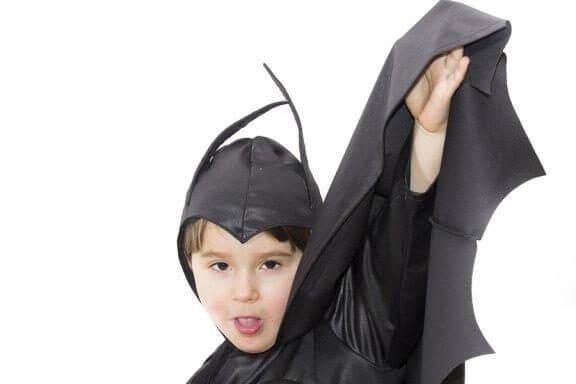 Hva er Batman-effekten og hvordan påvirker den barn?