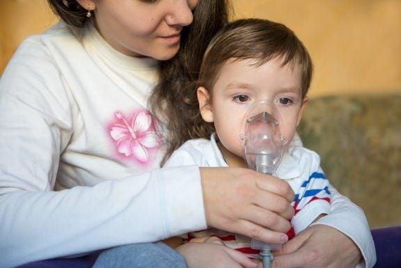 Hvesende pust hos barn: Symptomer og behandling