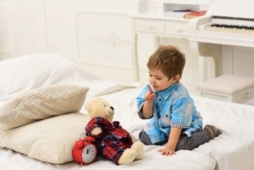 Hvorfor liker barn å spille rollespill som dyr?