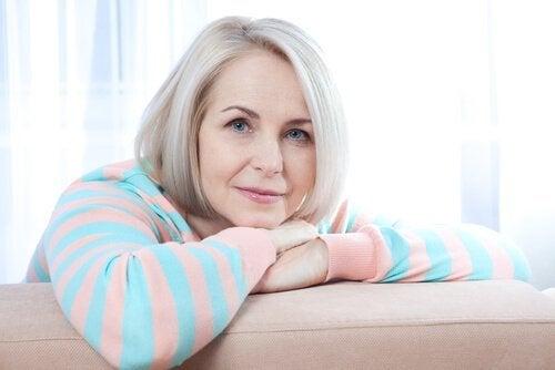 Problemer i overgangsalderen