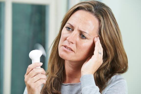 5 sykdommer som kan oppstå i overgangsalderen