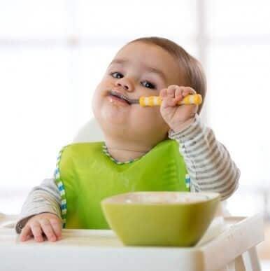 6 typer smekker for babyer