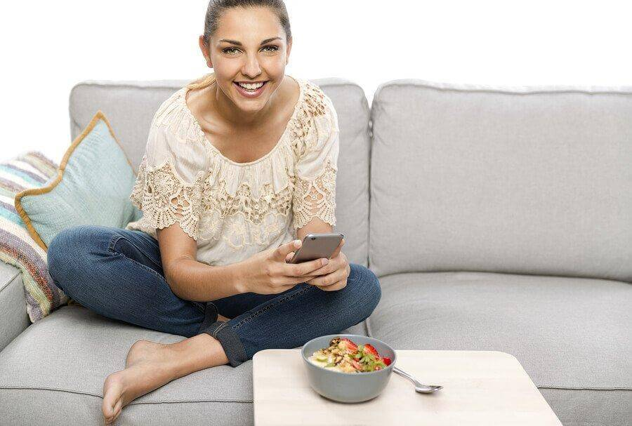 Etter fødselen: 3 oppskrifter med lavt fettinnhold