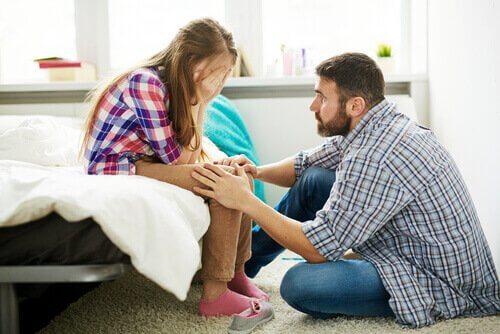 Aldri si til en gravid kvinne at hun er for følsom, som denne mannen har lært.