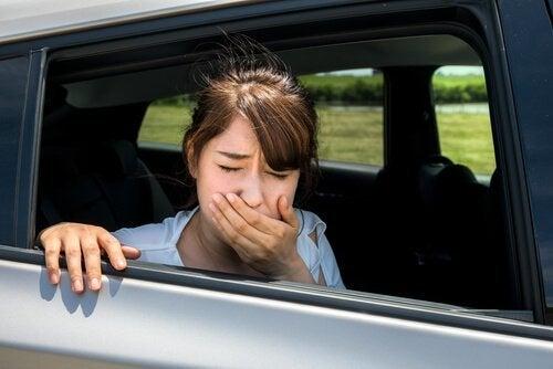 unngå bilsyke barn