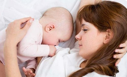 kjærlighet mellom mor og barn