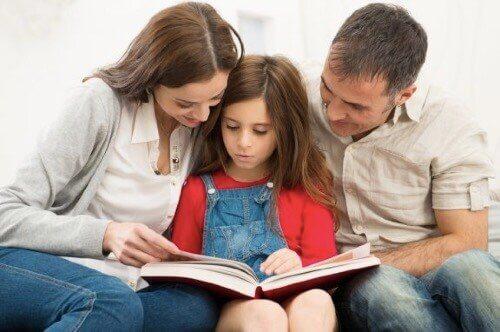 Den viktige barneoppdragelsen: Å bli enig med partneren