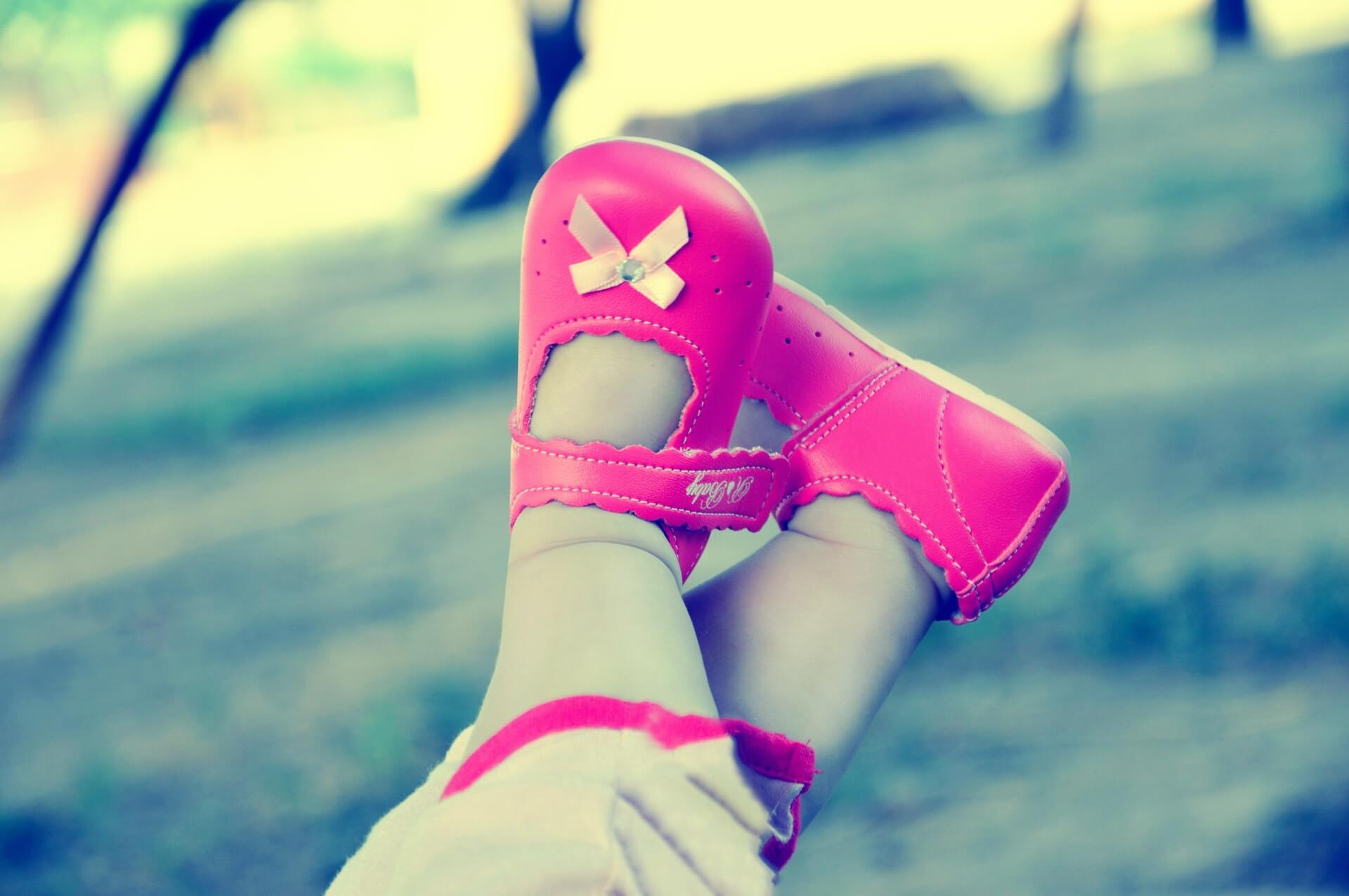 Hvordan velger du de riktige skoene for ditt barn?