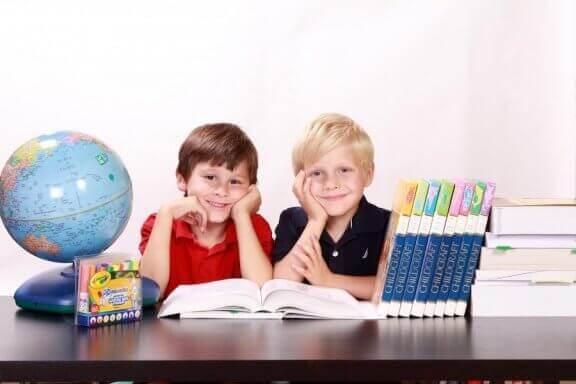 Dekorer barnets studierom med disse 3 idéene
