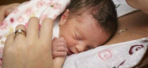 Å ta vare på babyer som er født for tidlig