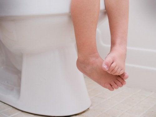Gastroenteritt hos barn