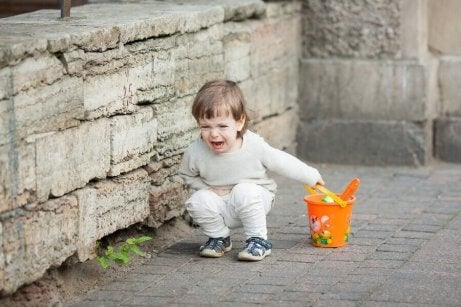 Barnet mitt roper alltid: Hva kan jeg gjøre?