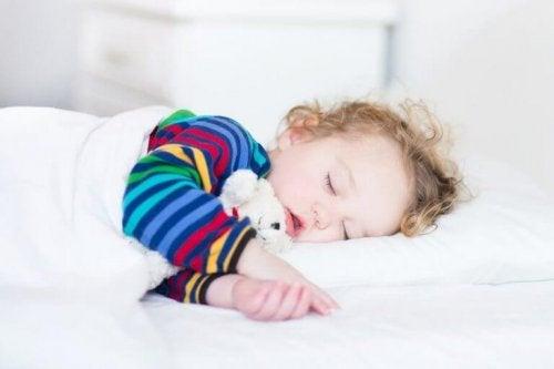 Er formiddagslurer bra for barn?