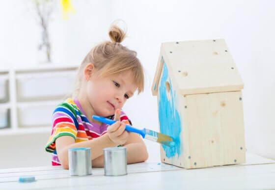 Aktiviteter for barn som du kan gjøre hjemme