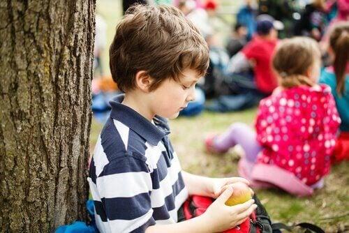 hvordan vil det å bytte skole påvirke barnet