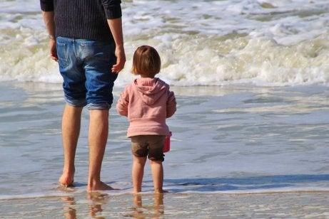Hvordan manglende kjærlighet påvirker barn