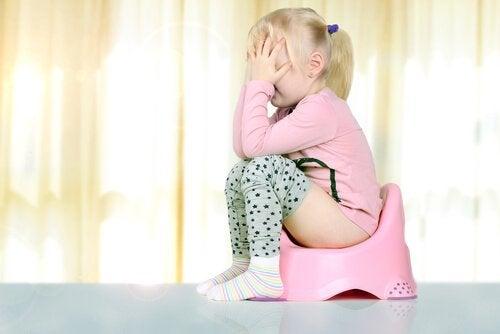 Gastroenteritt hos barn: Alt du trenger å vite