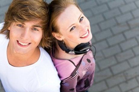 Søken etter popularitet blant tenåringer