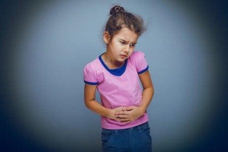Funksjonell magesmerte hos barn