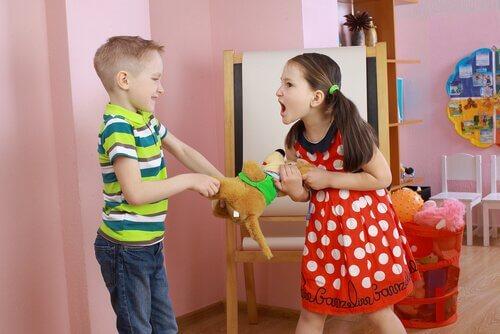 Konflikt mellom barn