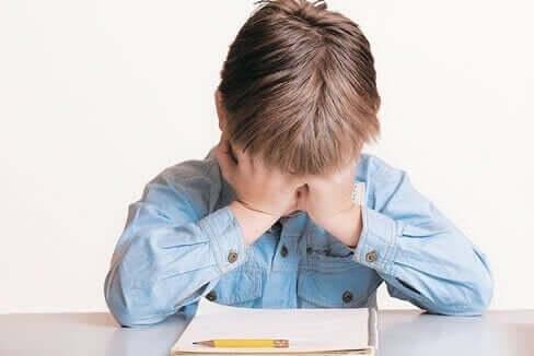 Barna mine vil ikke jobbe med skoleoppgaver