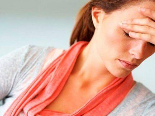 Stress i barseltiden: Tegn og løsninger