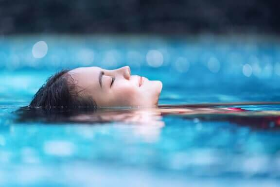 Trening i vann