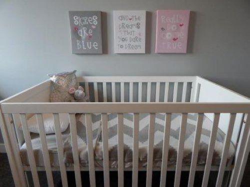 innrede babyens rom, nyttige ideer