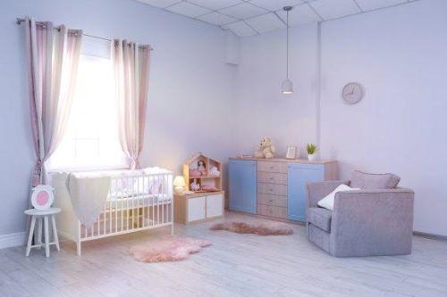 Å innrede babyens rom – Nyttige ideer