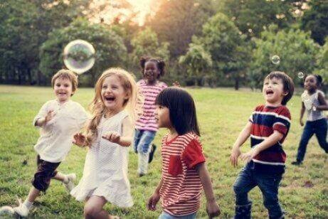 Grunnleggende behov i barndommen