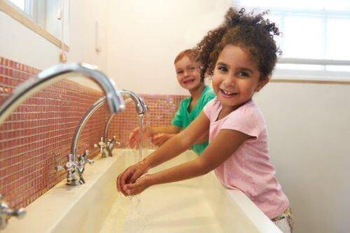 Hva er fordelene med rutiner for barn?